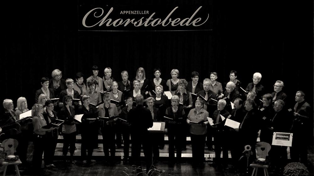 Chor Appenzell - Chorstobete 2012