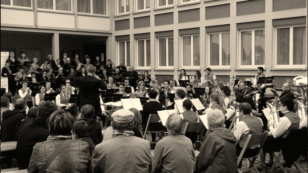 Chor Appenzell - Sommerkonzert 2017
