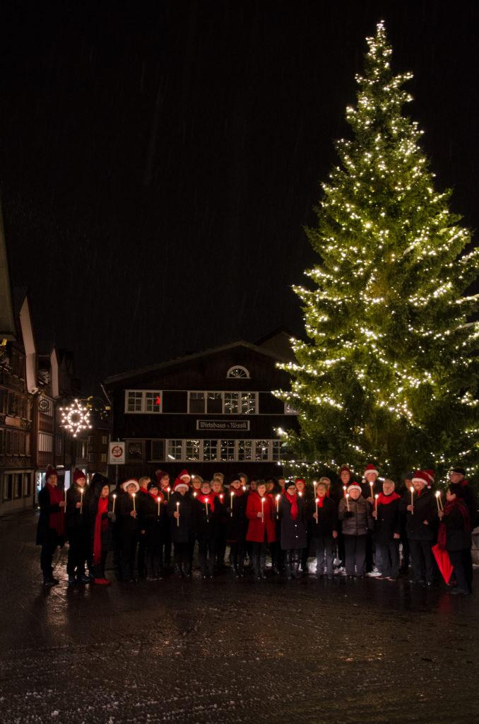 Chor_Appenzell_Dezember 2017